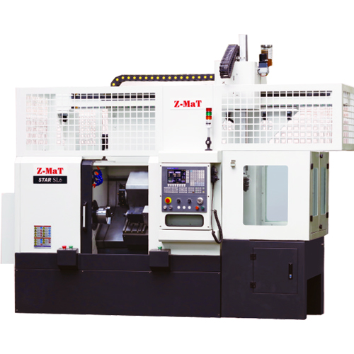 SL6-R Automata CNC esztergagép