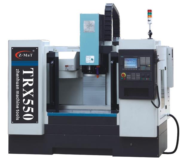 TRX550 CNC MEGMUNKÁLÓ KÖZPONT